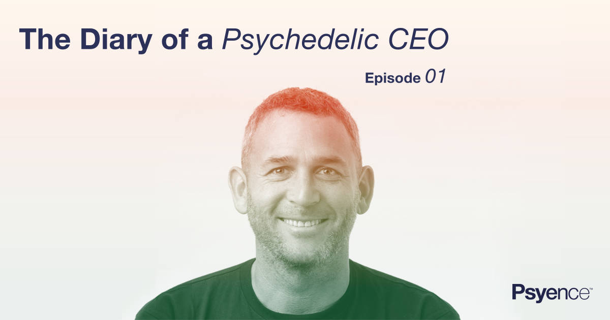 Diary of a Psychedelic CEO Part 1