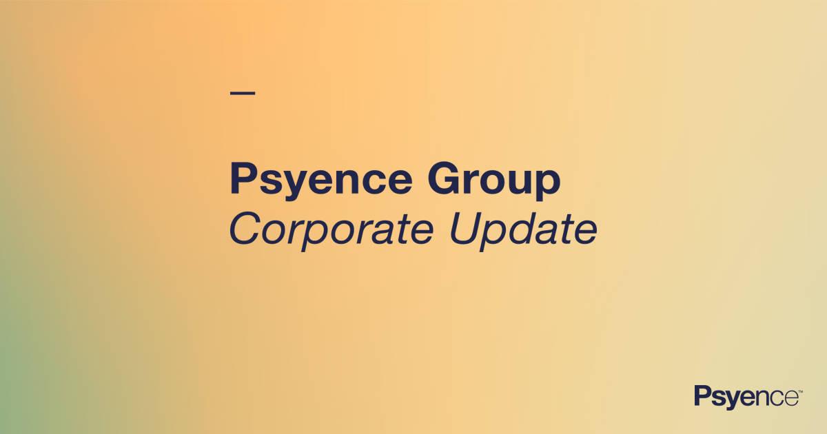 GROUP_UPDATE | Psyence