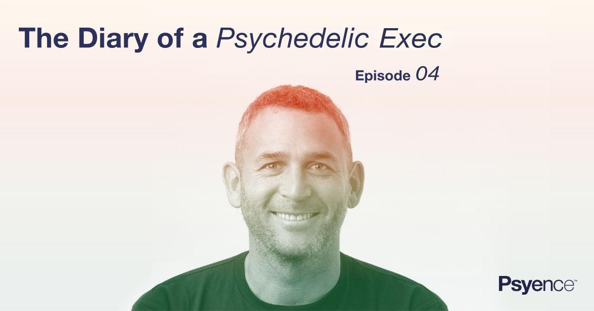 diary of psych exec | Psyence